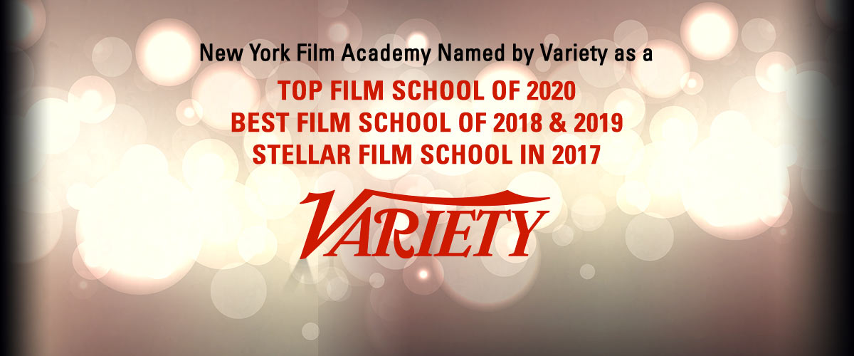 New York Film Academy Named by Variety as a Best Film School of 2020